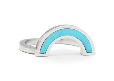 Casual Seance Rainbow Ring