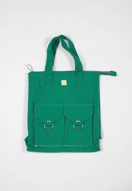 L.F.Markey Super Shopper Bag - green