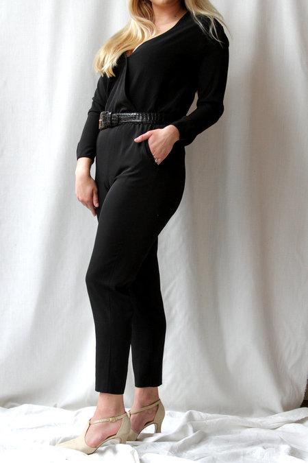 522d00d74703 Vintage Jumpsuit - Black Vintage Jumpsuit - Black