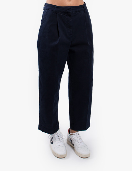 YMC Market Trousers - Navy