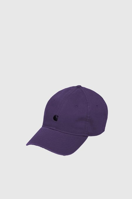 Carhartt Wip Madison Logo Cap - Frosted Viola