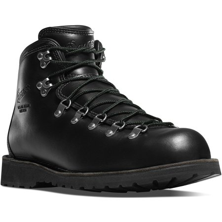Unisex Danner Mountain Pass Boots - Black Glace