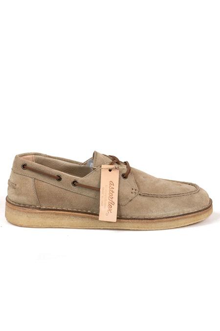 Astorflex Boatflex Shoes - Stone