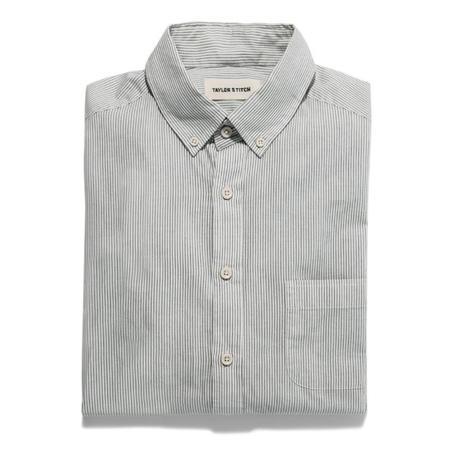 916cf4b63c6 ... Taylor Stitch Jack Shirt - Indigo Stripe