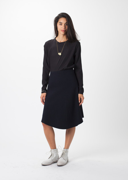 Sara Lanzi Flared Skirt