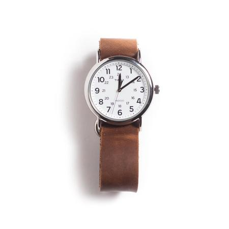 Foxtrot Supply Co. Simple Watchband - Brown