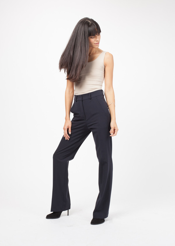 Hache High Waisted Trousers
