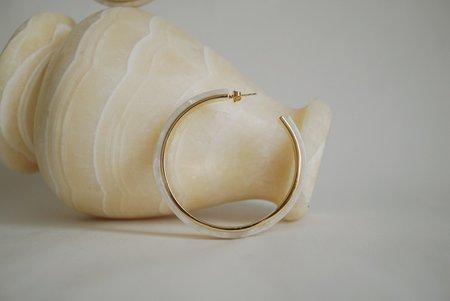 Foe and dear Joan Hoop Earrings