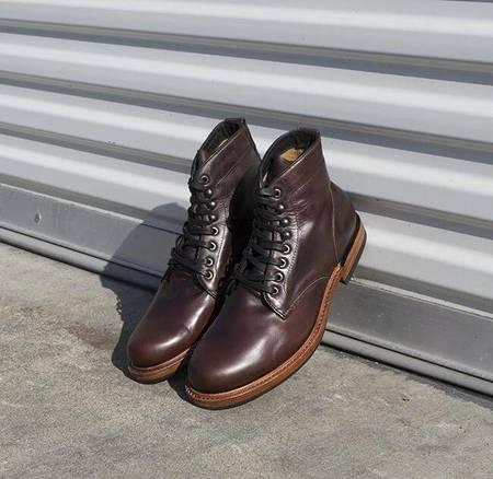 Sutro Footwear Charlton boot - Mahogany