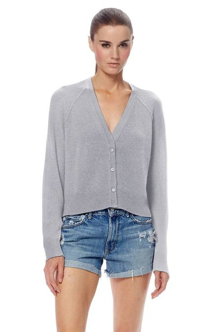 360 Cashmere Jillian Sweater - Heather Grey