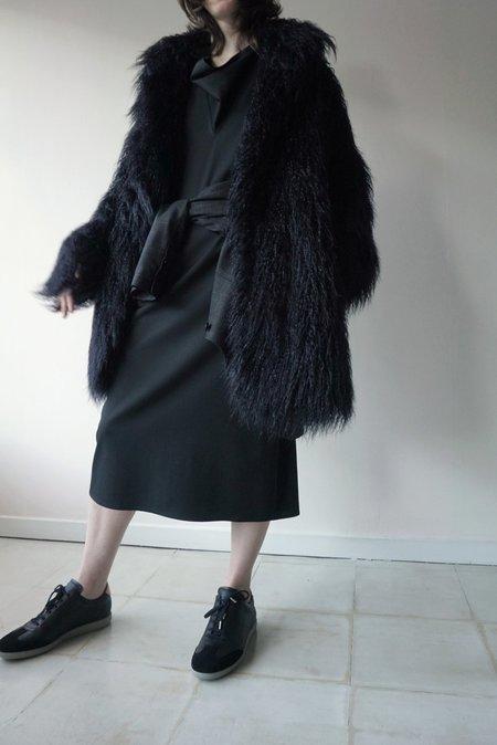 SOFIE D'HOORE DI-WOGA DRESS - BLACK