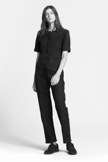 Mister Mrs Jumpsuit - Black