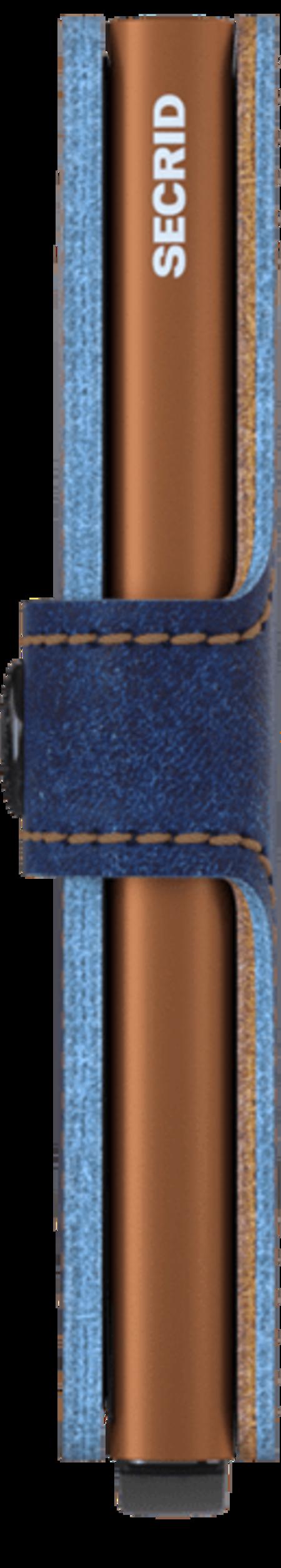 Secrid Miniwallet - Indigo 5