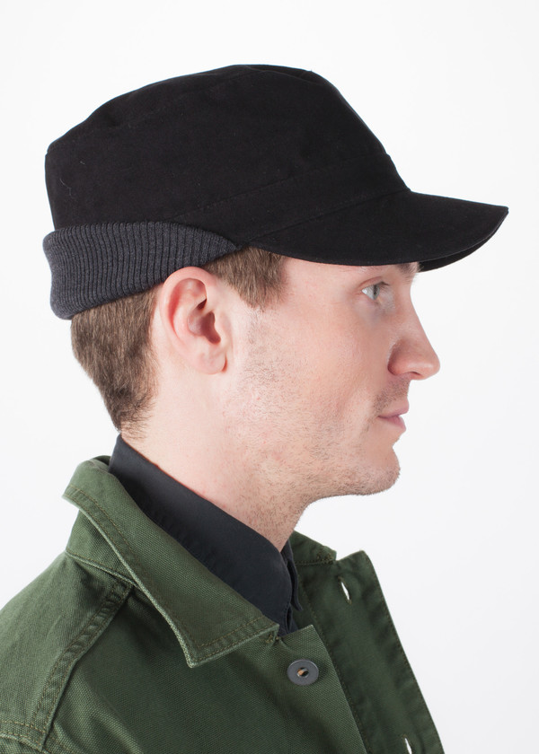 Men's MHL by Margaret Howell Rib Trim Hat