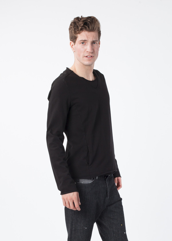 Men's Hannes Roether Ruud Pullover Sweater
