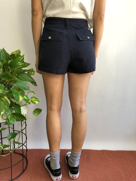 OBEY DIANA SHORT - Teal