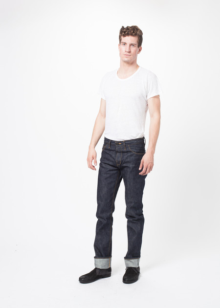 Shockoe Atelier Slim Six Denim - Kojima