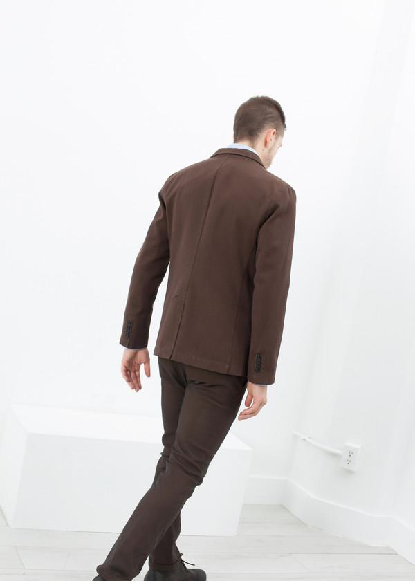 Men's Pence Sport Jacket in Brown