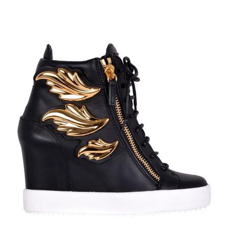Giuseppe Zanotti Lamay Lorenz High Top Sneaker - Birel/Vague