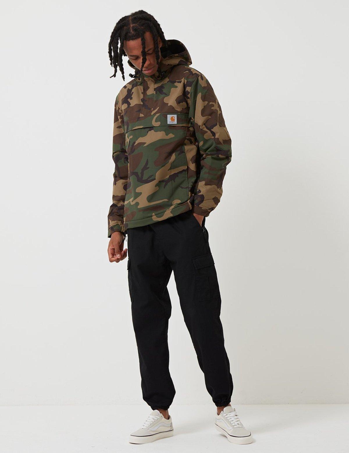 Carhartt Jacket Nimbus Pullover Laurel Camo Camo