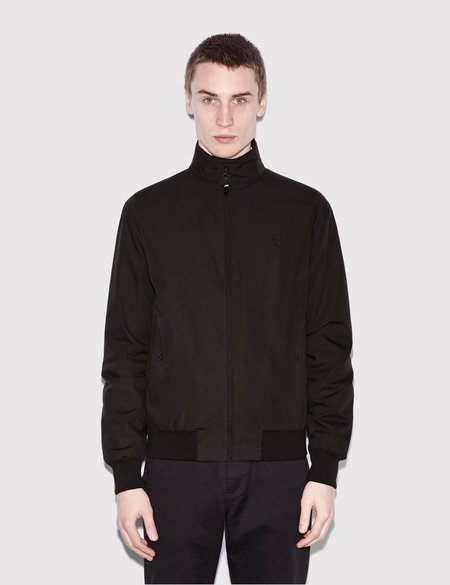 Fred Perry Re-issues Harrington Jacket - Black