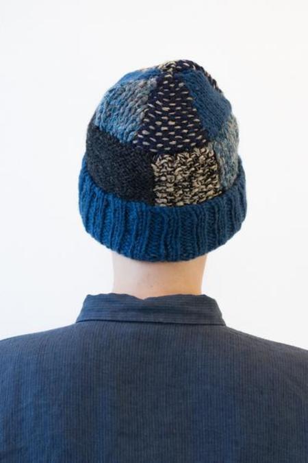 Kapital Tugihagi Hat - Blue