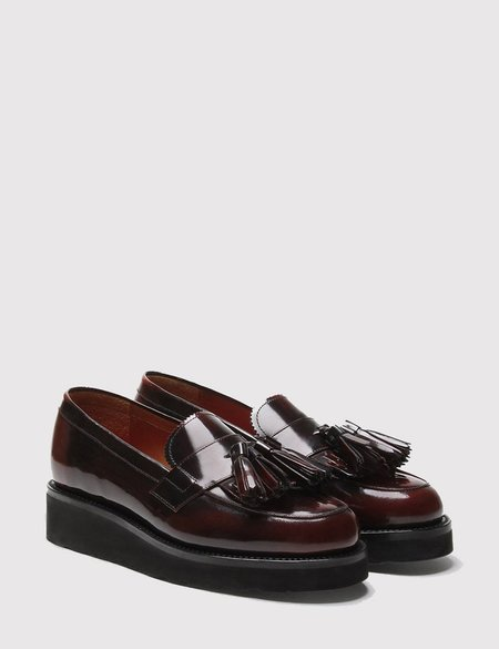 Grenson Clara Loafer - Burgundy