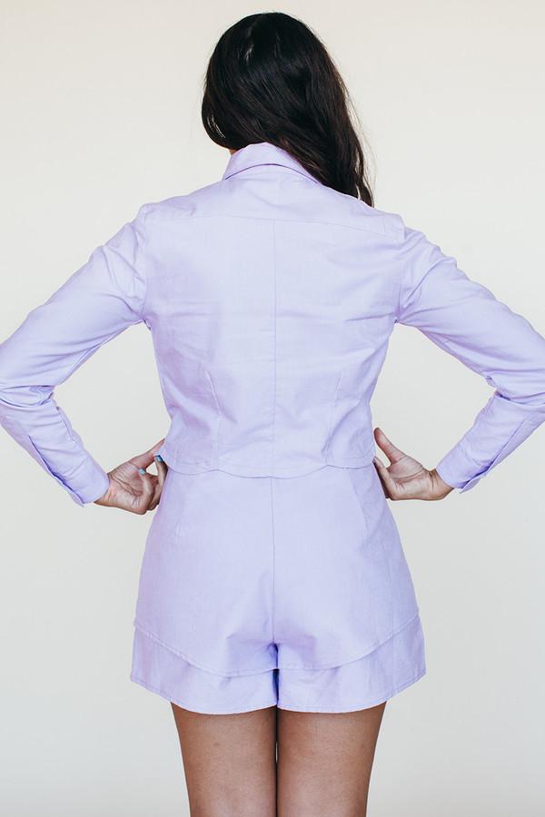 Moon Shirt - Lavendar