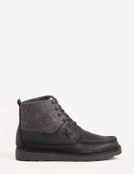 Pointer Calum Boot - Black/Black Gum