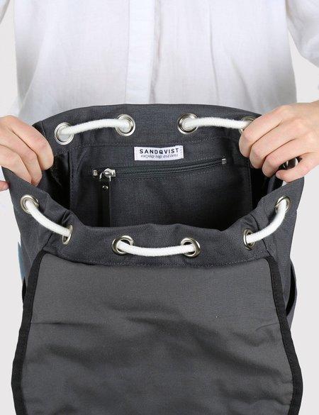 Sandqvist Hans Cordura Backpack - Dark Grey