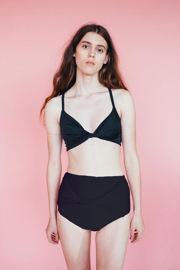 Vortex Bikini - Black