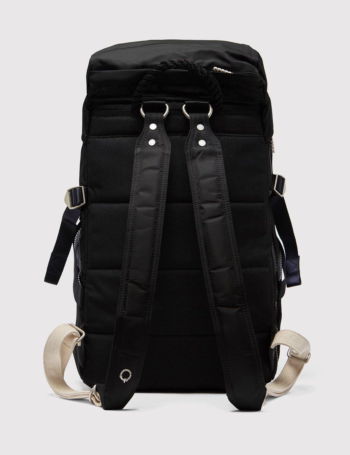 c81e0adb6a11 Stighlorgan Plato Laptop Backpack - Black