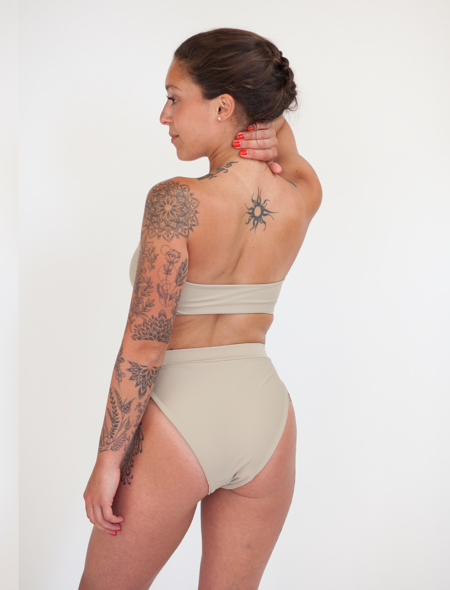 The Saltwater Collective Celine Bottom - Crepe