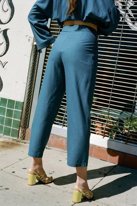Rodebjer Astrud Pant - Denim Blue