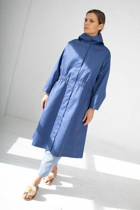 Samuji Carlyle Carrigan Coat - Blue