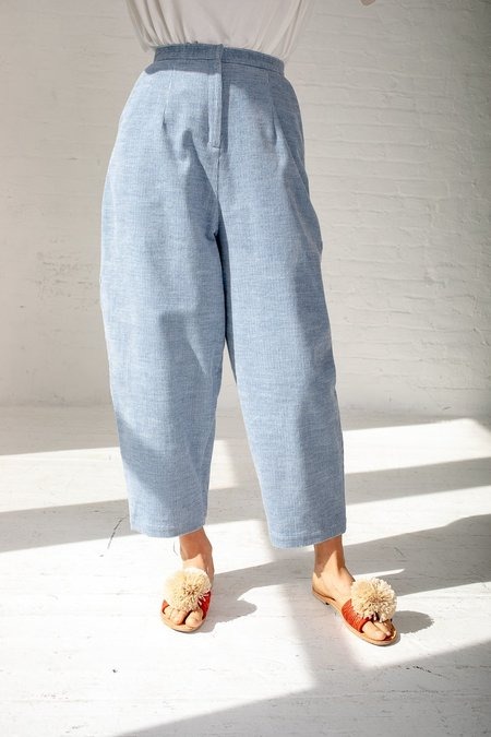 Samuji Olafina Egan Trousers - Light Blue