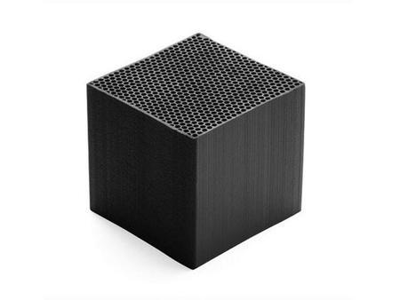Morihata Chikuno Cube Large House Air Purifier - Black