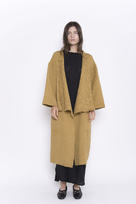 Namche Bazaar Jacquard Sweater Coat