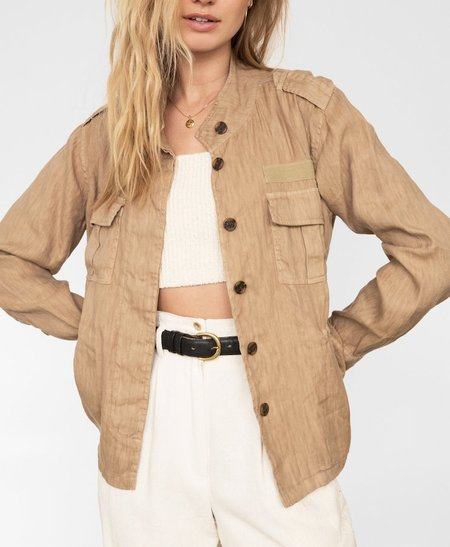 Rails Sahara Jacket - Toffee