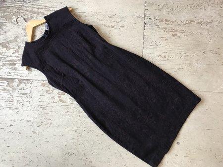 Prairie Underground Floristry Dress - black