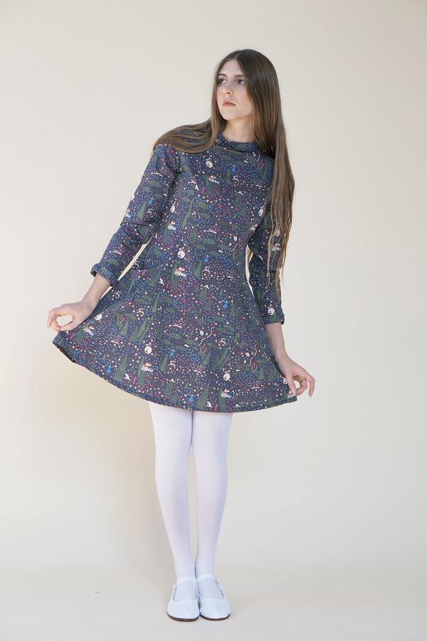 Samantha Pleet Passion Dress - Wonderland Print