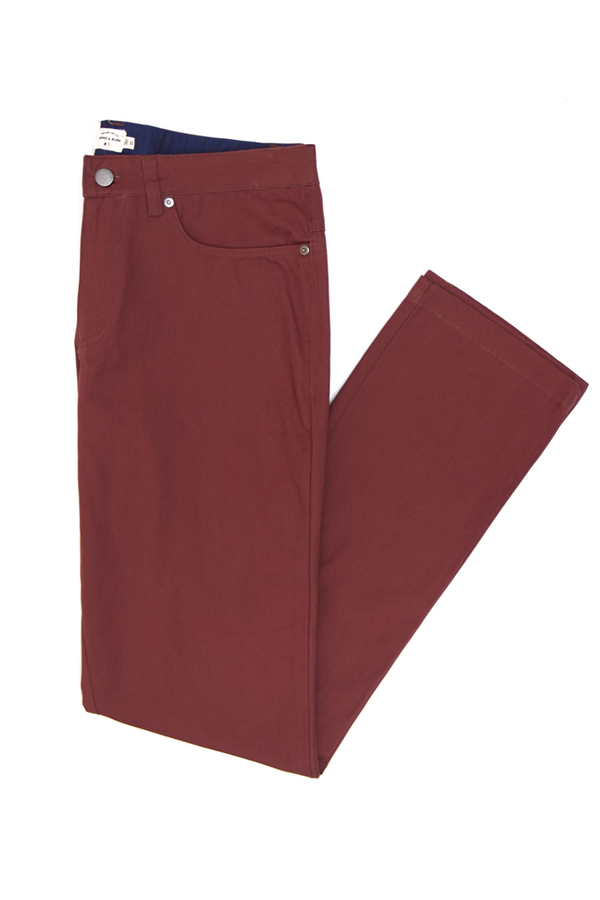 Men's Bridge & Burn Polk Rust Pants