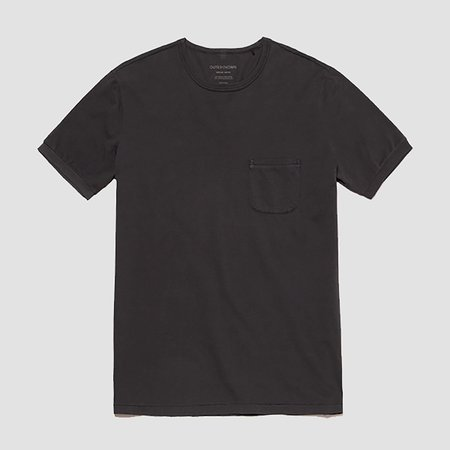 Outerknown Sojourn Pocket Tee - Storm