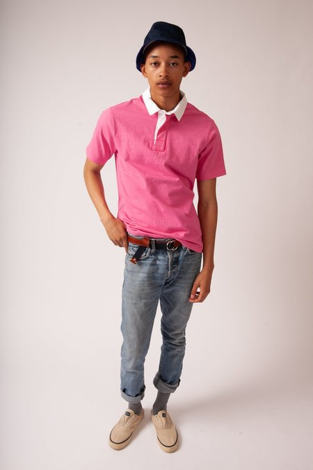 Unisex Magill Martin Polo - pink