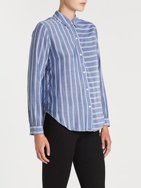 Rails Bonnie Woven Shirt - Romana Stripe
