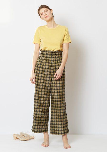 Calder Blake Rampling Tee - Solar Yellow