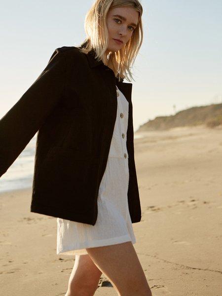 Whimsy + Row Jordan Jacket - Black