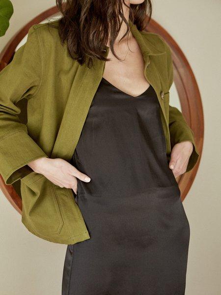 Whimsy + Row Jordan Jacket - Olive