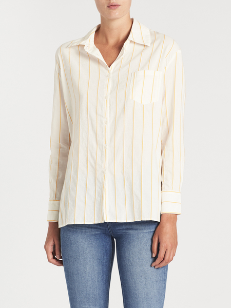 MiH Jeans Dylan Shirt - Cream