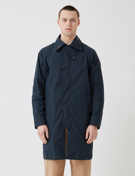 Barbour x Engineered Garments South Jacket - Navy Blue